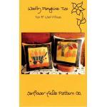 Sunflower Fields Pattern Co. - Wooly Pumpkins Two