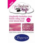 Texture Magic - White, Half Yard (Pink Packaging)
