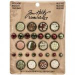 Idea-ology by Tim Holtz - [TH93258] Yuletide Fasteners