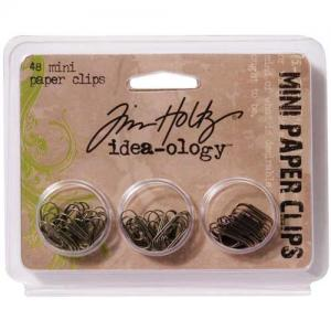 Idea-ology by Tim Holtz - [TH92791] Mini Paper Clips