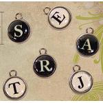 Idea-ology by Tim Holtz - [TH92819] Type Charms