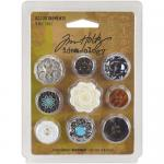 Idea-ology by Tim Holtz - [TH92837] Accoutrements - Classic