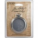 Idea-ology by Tim Holtz - [TH92910] Pocket Watch Frame