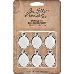 Idea-ology by Tim Holtz - [TH93058] Enameled Tags