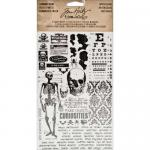 Idea-ology by Tim Holtz - [TH93094] Remnant Rubs - Halloween Apothecary