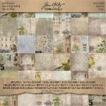 Idea-ology by Tim Holtz - [TH93110] Paper Stash - Wallflower