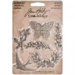 Idea-ology by Tim Holtz - [TH93128] Adornments - Nature