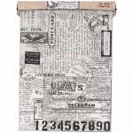 Idea-ology by Tim Holtz - [TH93181] Tissue Wrap (Postale)
