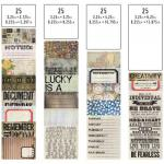 Idea-ology by Tim Holtz - [TH93208] Pocket Cards