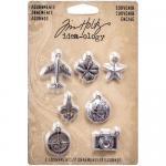 Idea-ology by Tim Holtz - [TH93215] Adornments - Souvenir