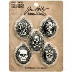 Idea-ology by Tim Holtz - [TH93232] Crypt Cameos