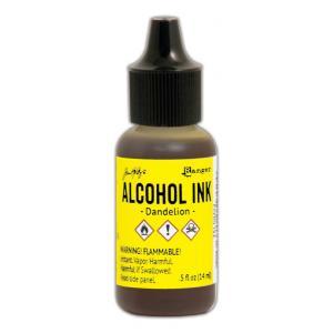 Ranger Adirondack Alcohol Ink - Dandelion