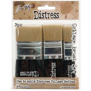 Tim Holtz® Distress Collage Brush Assortment
