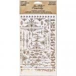 Idea-ology by Tim Holtz - [TH93287] Remnant Rubs - Gilded Accents