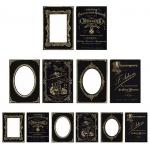 Idea-ology by Tim Holtz - [TH93288] Cabinet Cards - Sophisticate