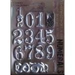Idea-ology by Tim Holtz - [TH92684] Numerals Set