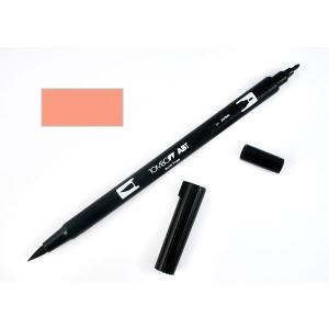 Tombow Dual Brush-Pen - Coral [ABT-873]