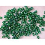 Miyuki Triangle Bead - 1154 Green AB