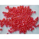 Miyuki Triangle Bead - 1158 Red AB