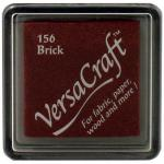 "Tsukineko VersaCraft Small 1"" Ink Pad - Brick"