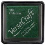 "Tsukineko VersaCraft Small 1"" Ink Pad - Celadon"
