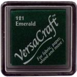 "Tsukineko VersaCraft Small 1"" Ink Pad - Emerald"