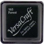 "Tsukineko VersaCraft Small 1"" Ink Pad - Forest"