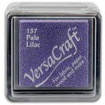 "Tsukineko VersaCraft Small 1"" Ink Pad - Pale Lilac"