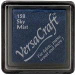 "Tsukineko VersaCraft Small 1"" Ink Pad - Sky Mist"