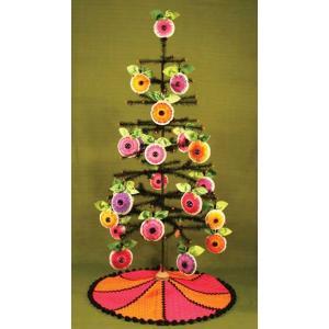 AO - Vibrant Spring Ornaments & Tree Skirt