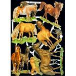 Victorian Scrap Pictures [7199] - Animals - ON SALE!
