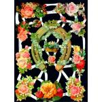Victorian Scrap Pictures [7200] - Flowers - ON SALE!