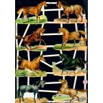 Victorian Scrap Pictures [7262] - Horses - ON SALE!