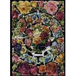 Glittered Victorian Scrap Pictures [7021G] - Flowers - ON SALE!
