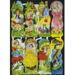 Victorian Scrap Pictures [7114] - Fairy Tales - ON SALE!
