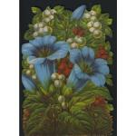 Loose Victorian Scrap [5060] - Flowers - ON SALE!