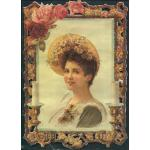 Loose Victorian Scrap [7074] - Woman - ON SALE!
