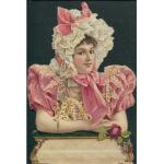 Loose Victorian Scrap [7075] - Woman - ON SALE!