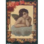 Loose Victorian Scrap [7203] - Angel - ON SALE!