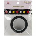 Queen & Company Trendy Tape - Magic Stars [TT1716]