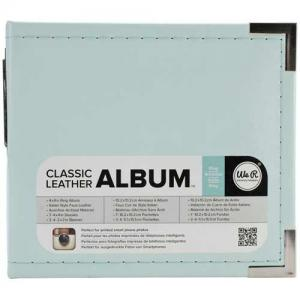 We R Memory Keepers Instagram Classic Leather Album - Mint