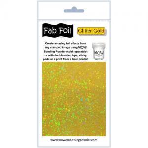WOW! Fab Foil - Glitter Gold
