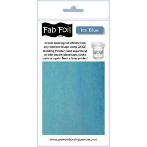 WOW! Fab Foil - Ice Blue
