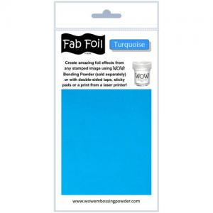 WOW! Fab Foil - Turquoise