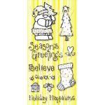 Will N Way Stamps - [4833] Santa