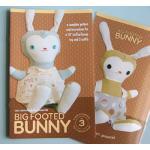 Wee Wonderfuls - Big Footed Bunny Patternbook