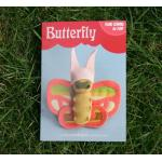 Wee Wonderfuls - Butterfly Patterncard