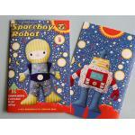 Wee Wonderfuls - Spaceboy & Robot Patternbook