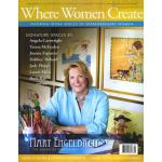 Where Women Create - Aug/Sept/Oct 2009 - ON SALE!