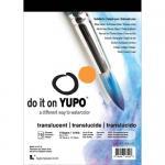 "Yupo Paper Pad - Translucent 5"" x 7"""